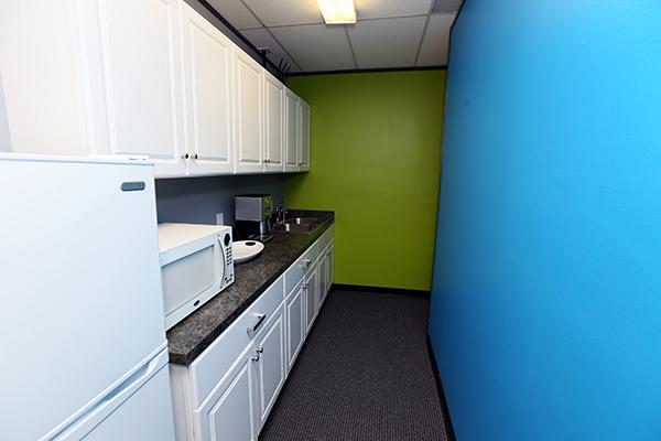 3rd Floor-Client Lounge