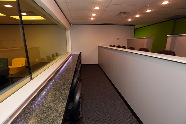 3rd Floor-Client Observation Room
