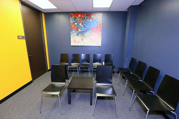 3rd Floor-Waiting area