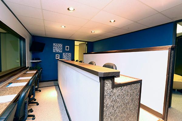 Client Observation Room 1
